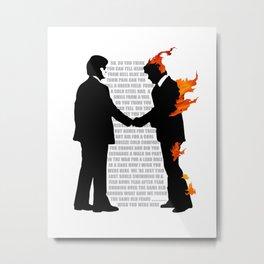 floyd Metal Print