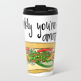 Frankly You're Amazing Travel Mug