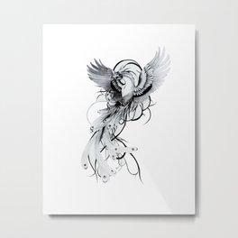 Phenix Metal Print
