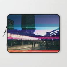 Project L0̷SS | Nathan Phillips Square, Toronto Laptop Sleeve