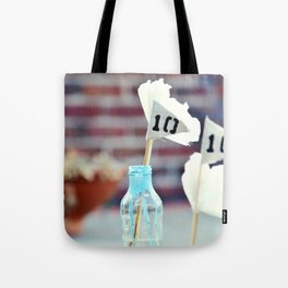 Living Water (10) Days Tote Bag