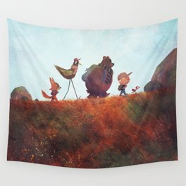The Expedition Wall Tapestry