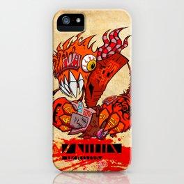 Hunterkiller iPhone Case