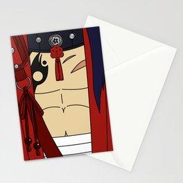 Koujaku Outfit DMMD Stationery Cards