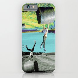 Finally Lost It iPhone Case