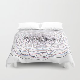 Is This Even Real? Duvet Cover