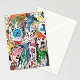 The Point Being Stationery Cards