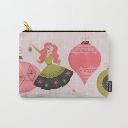 Miss Christmas Carry-All Pouch