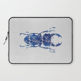 Blue Beetle III Laptop Sleeve
