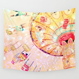Joy Ride... Wall Tapestry