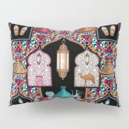 Marrakech Night Pillow Sham