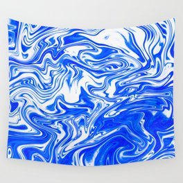 Marbled XX Wall Tapestry