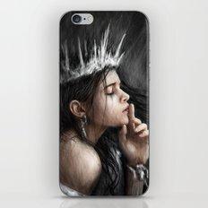 Queen of Secrets iPhone & iPod Skin