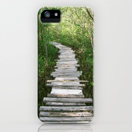 SAN PEDRO MANGROVES iPhone Case