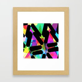 Trisporg origonal Framed Art Print