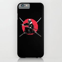 Kendo Gift iPhone Case
