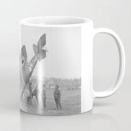 Plane crash. Coffee Mug