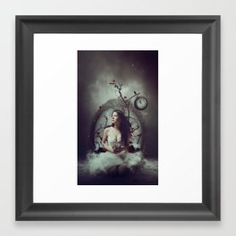 Eternelle Framed Art Print