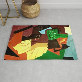 """Juan Gris """"The Compote"""" Rug"""