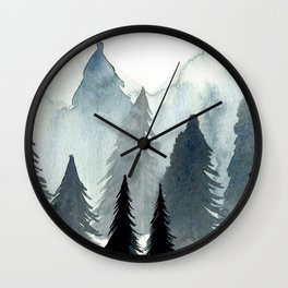 Timberland Wall Clock