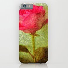 Vintage Rose iPhone 6s Slim Case