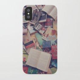 Book mania! (2) iPhone Case