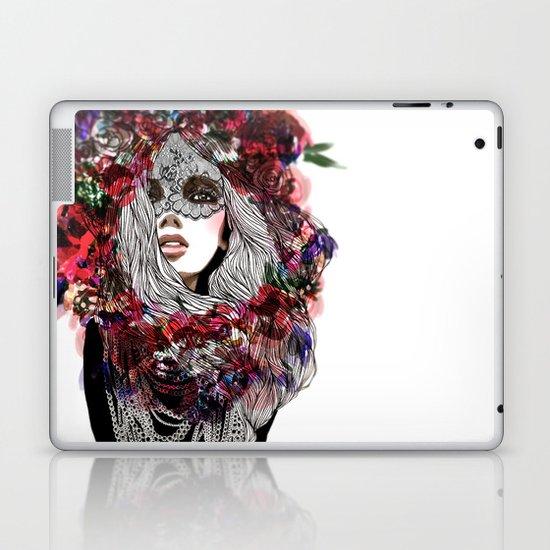 Mrs. Autumn Laptop & iPad Skin