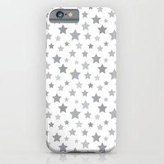 Stars gray Slim Case iPhone 6s