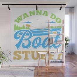 Boat Stuff Wall Mural