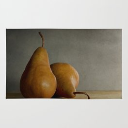 Brown Pears Rug