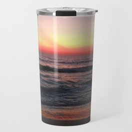 Radiant Sunset I Travel Mug