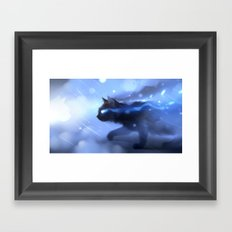 this is what I'm made of Framed Art Print