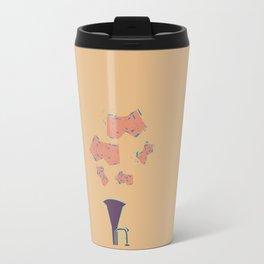 Salt Peanuts Travel Mug