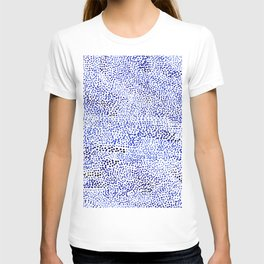 blue drops T-shirt