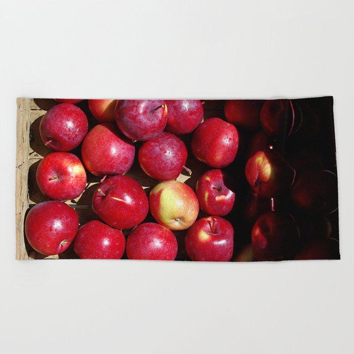 Apple Harvest! Beach Towel