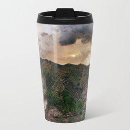 Hilltop Shrine Travel Mug