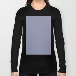 Cool Gray Long Sleeve T-shirt