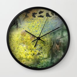Tim Burton Big Fish Wall Clock