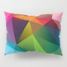 Geometric view Pillow Sham