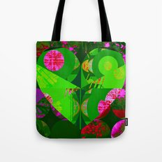i heart earth #4 Tote Bag
