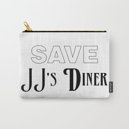 Save JJ's Diner Carry-All Pouch