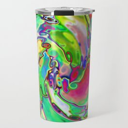 Candy Swirl Travel Mug