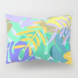 Soft tropical Pillow Sham