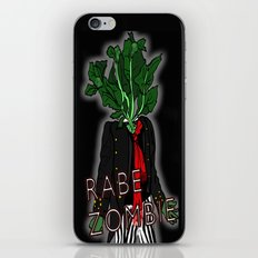 Rabe Zombie iPhone & iPod Skin