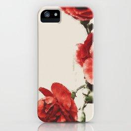 Love Petals iPhone Case