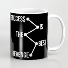 Success is the Best Revenge Light Mug