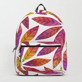 Ring of Leaves - Fall Colors Backpack