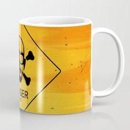 Breaking Heisenberg Danger Sign Coffee Mug