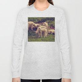 Lambs Long Sleeve T-shirt