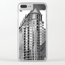 Uptown IV Clear iPhone Case
